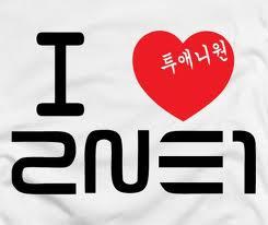 I Love 2NE1
