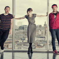 NEW (blowin' up) Electro-Pop Band: CHVRCHES