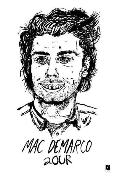 Mac DeMarco 2our