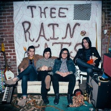 Thee Rain Cats