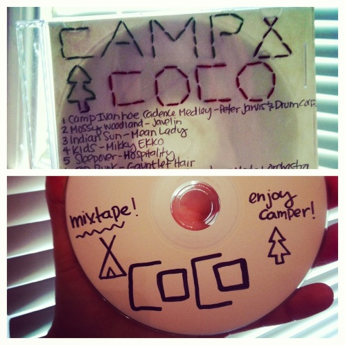 CAMP COCO Mixtape