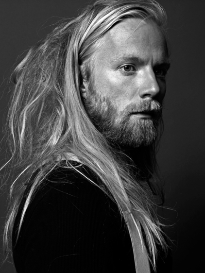 Högni Egilsson of Hjaltalín. Photo credit: Ari Magg