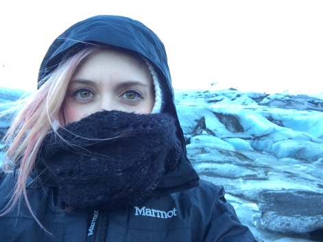 Coco in Iceland